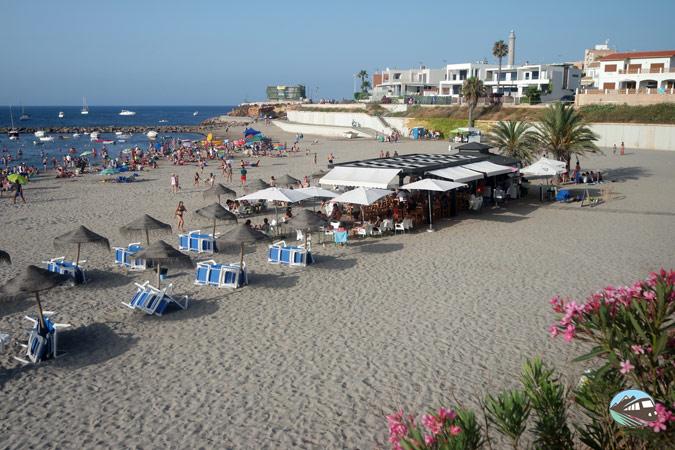 Playa de Levante - Cabo de Palos