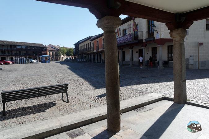 Plaza de Segovia