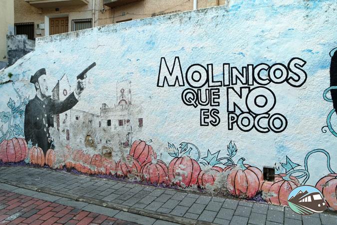 Mural de Molinicos