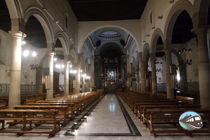 Basilica de Nuestra Sra del Prado - Talavera de la Reina