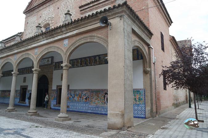 Basilica de Nuestra Sra del Prado – Talavera de la Reina