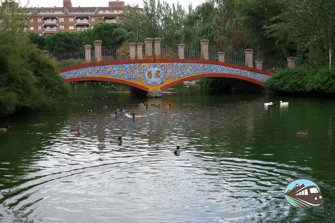 Parque de la Alameda – Talavera de la Reina