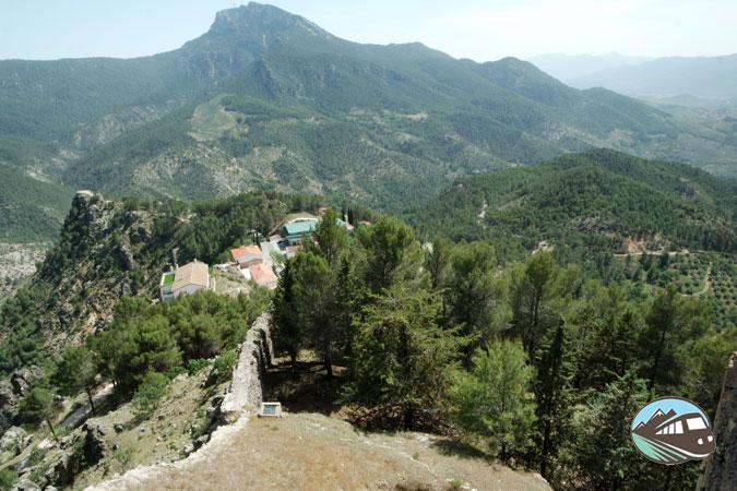 Vistas del Parque Natural de Cazorla, Segura y las Villas