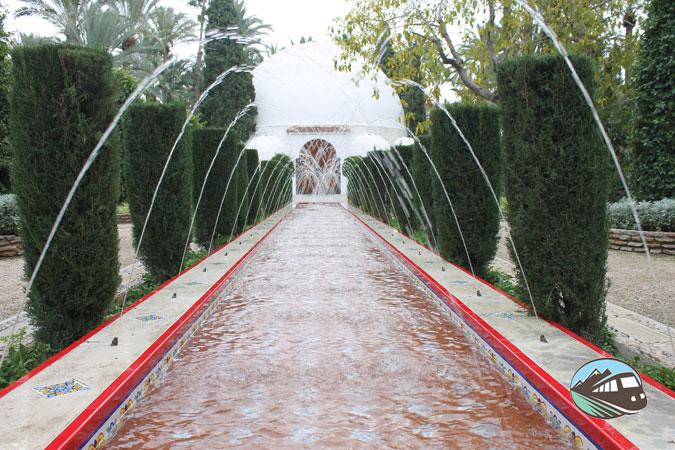 Estanque - Parque Municipal de Elche