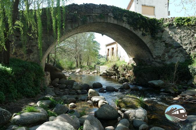 Puente de la Fuente Chiquita - Hervás