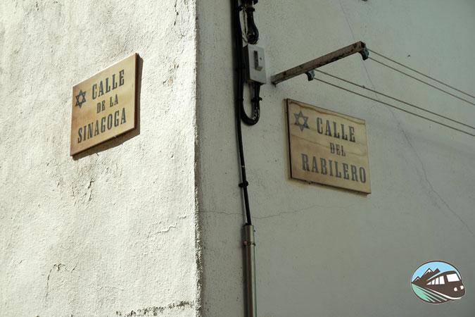 Cruce del barrio judío - Hervás