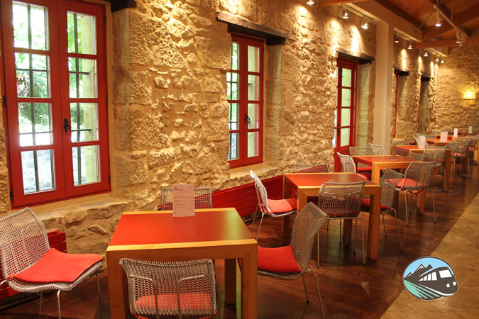 Cafetería Marqués de Riscal