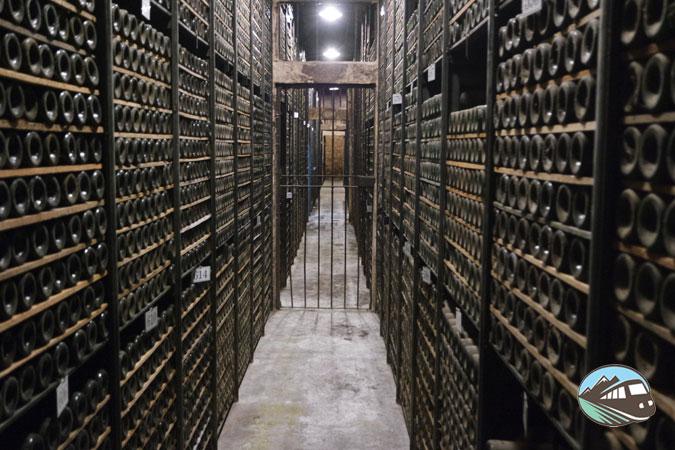 Cementerio de botellas