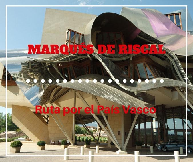 Marqués de Riscal – Portada