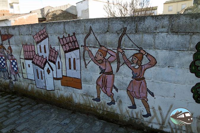Murales de Oropesa