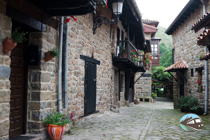 Calles de Bárcena Mayor