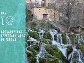 Cascadas de España