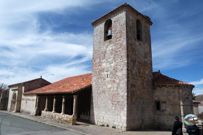 Iglesia de Campisabalos