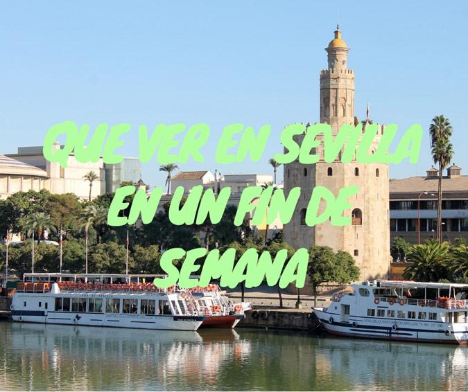 Que ver Sevilla – Portada