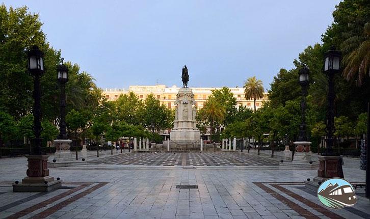 Plaza Nueva – Sevilla