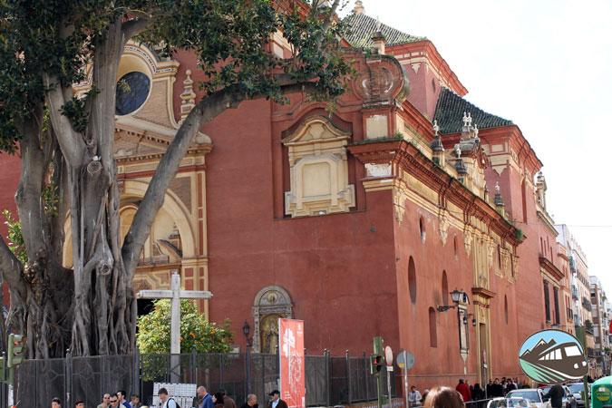 Iglesia de Santa Ana - Sevilla