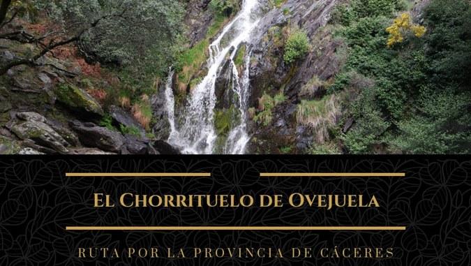 Chorrituelo de Ovejuela - Portada