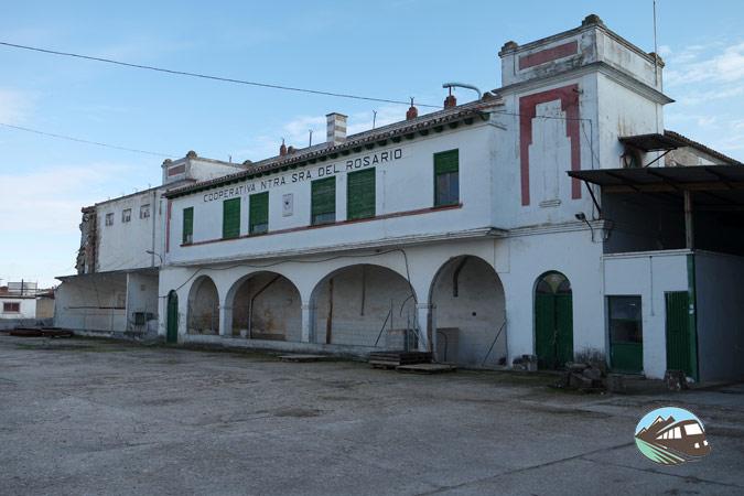 Cooperativa Antigua – El Provencio