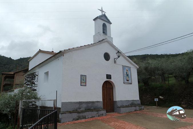Iglesia de Nuestra Señora de los Ángeles - Ovejuela