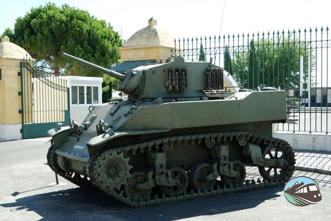 Museo del ejército de Elvas