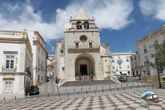 Plaza de la República - Elvas
