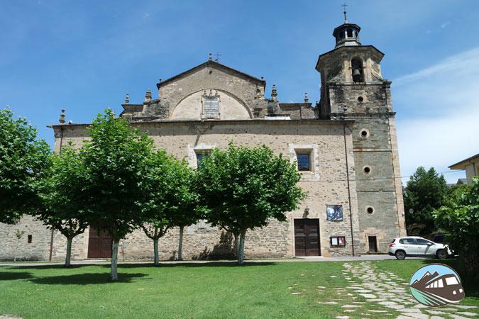 Colegiata de Santa María - Villafranca del Bierzo