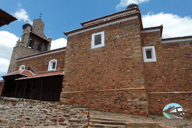 Iglesia de Santa María Magdalena - Castrillo de los Polvazares
