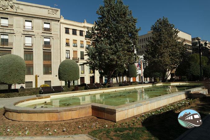Plaza del Altozano - Albacete