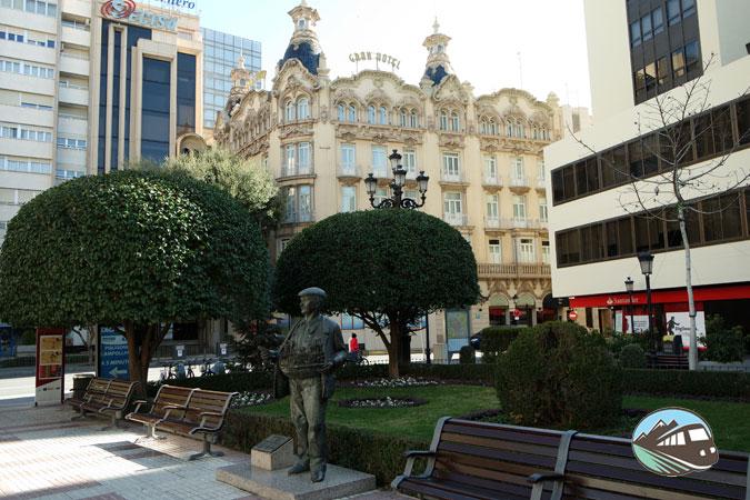 Plaza del Altozano – Albacete