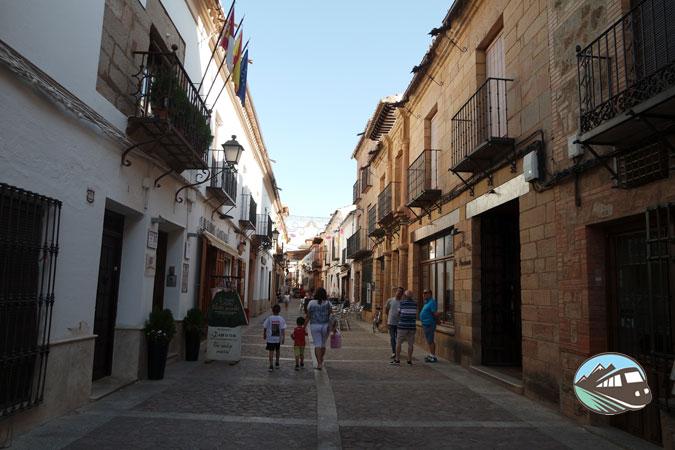 Calle Cervantes - Villanueva de los Infante