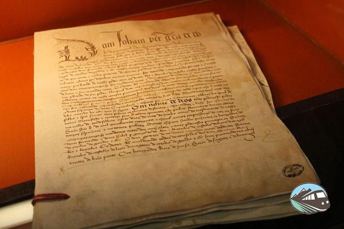 Casa del Tratado - Tordesillas
