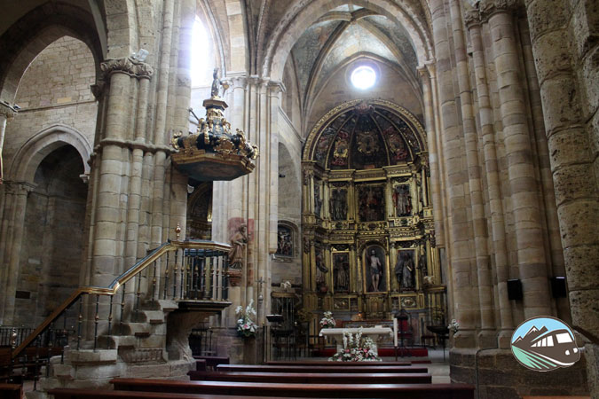 Iglesia Santa María de Azogue – Benavente