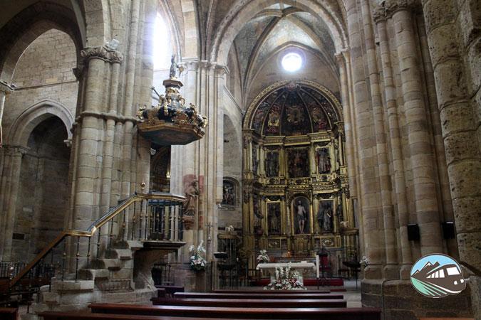 Iglesia Santa María de Azogue - Benavente