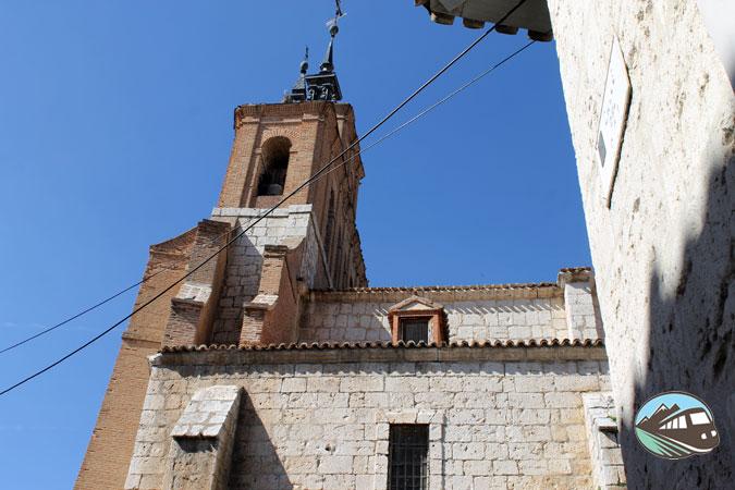 Iglesia San Pedro - Tordesillas
