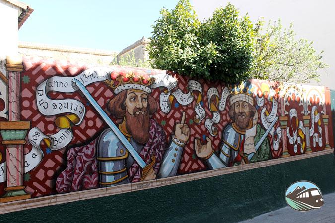 Mural de Arte Urbano –  Tordesillas