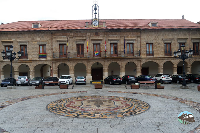 Plaza Mayor Benavente