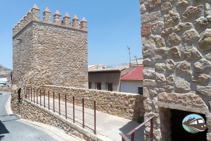 Muralla medieval - Lorca