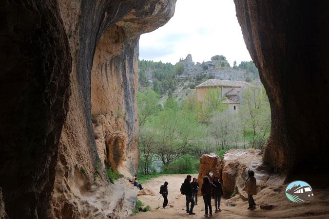 Cueva de San Bartolomé – Cañón del río Lobos
