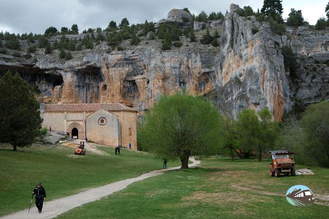 Ermita San Bartolomé - Cañón del río Lobos