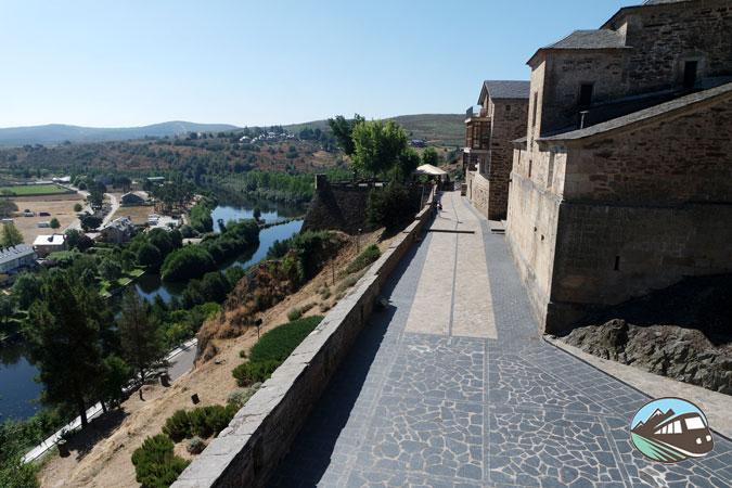 Las Murallas de Puebla de Sanabria