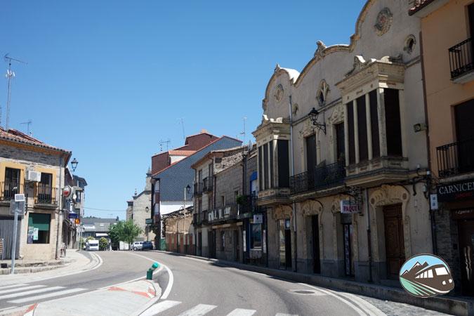 Carretera Alcañices