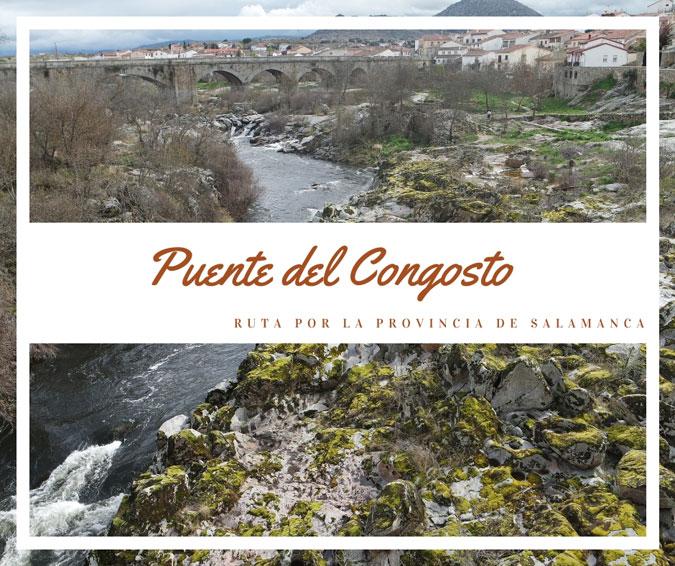 Puente del Congosto – Portada