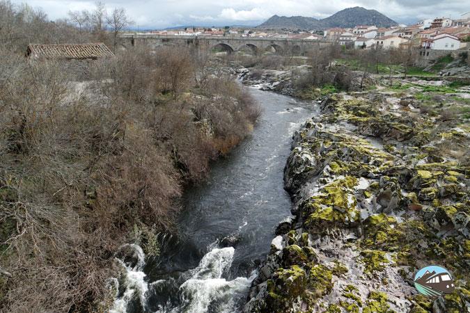 Río Tormes - Puente Congosto