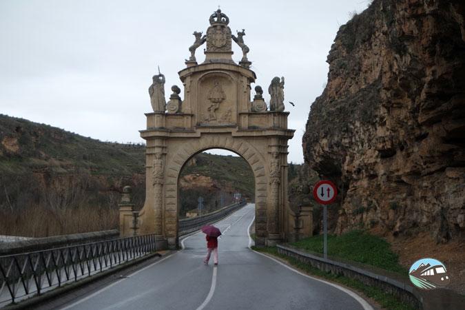 Arco de Fuencisla
