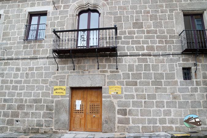 Casa de Gabriel y Galán - Piedrahita