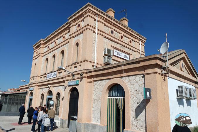 Estación de Torrijos