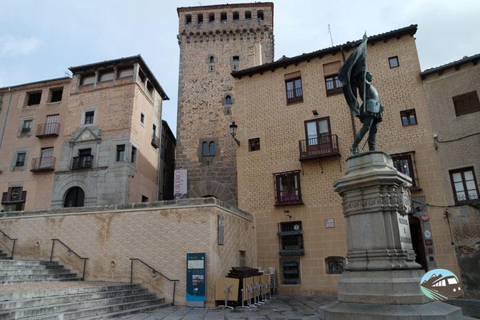 Plaza de Medina del Campo – Segovia