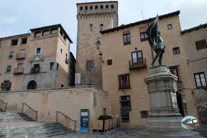 Plaza de Medina del Campo - Segovia