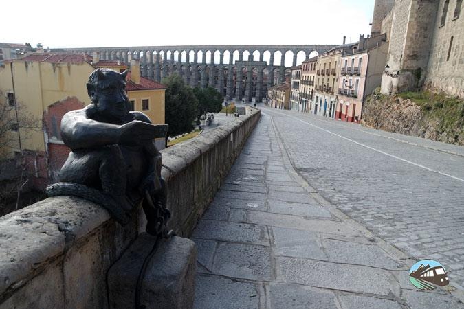 Selfie con el Diablo - Segovia