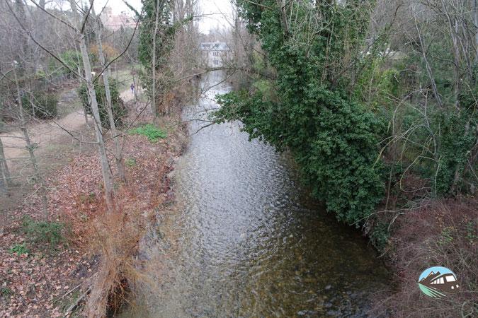 Senda del río Eresma
